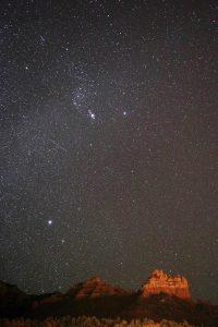 stars from sedona
