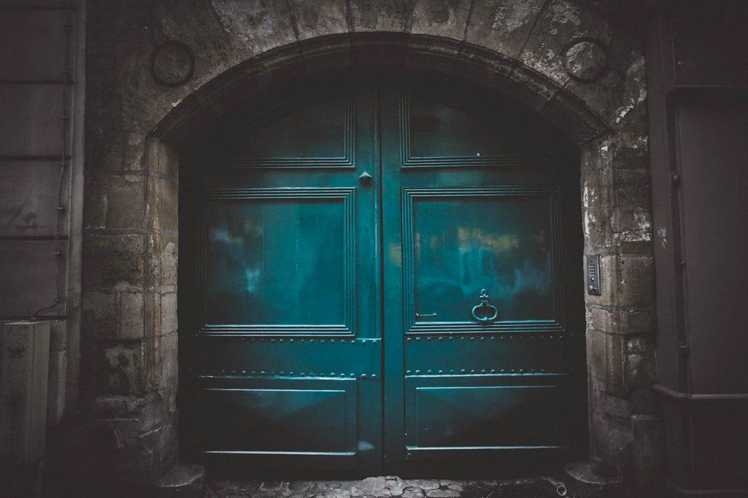 幸せへの扉